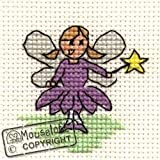Mouseloft Mini Cross Stitch Kit Fairy Stitchlets Collection