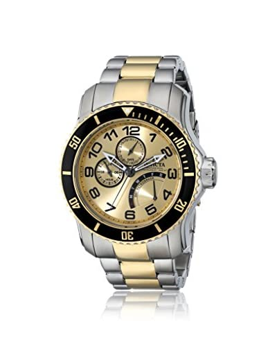 Invicta Men's INVICTA-17357 Gold-Tone Stainless Steel Watch