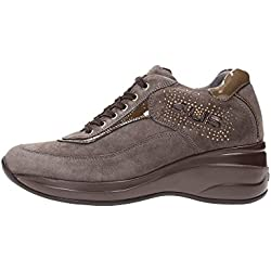 4US CESARE PACIOTTI MMED4W Sneakers Donna Pelle