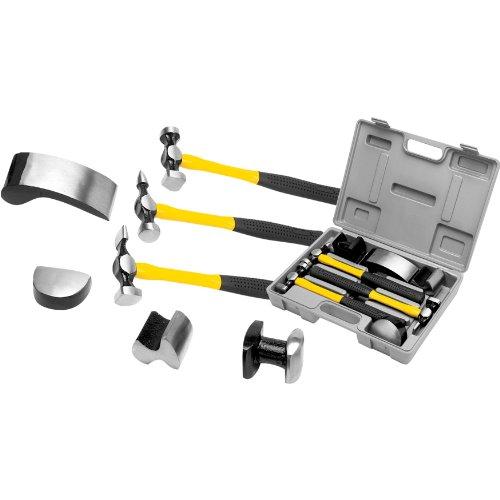 Performance Tool M7007 Auto Body Repair Kit, 7-Piece (Auto Repair Tool Kit compare prices)