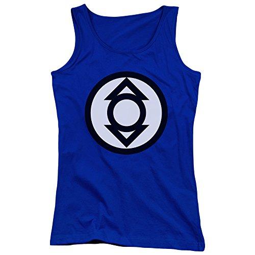 Green Lantern-Tribe-Canottiera ragazzi, colore: blu indaco blu blu