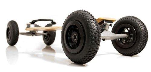SDS NEW Improved Mountain Board Skateboard