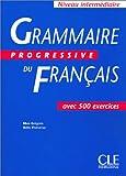 echange, troc Maïa Grégoire, Odile Thiévenaz - Grammaire progressive du français avec 500 exercices