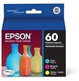 Epson DURABrite T060520 Ultra 60 Standard-capacity Inkjet Cartridge Color Multipack-1 Cyan/ 1 Magenta/ 1 Yellow