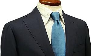 RING JACKET / リングジャケット 春夏 [ CANONICO ] 3ツ釦段返り濃紺スーツ ( 24S14X / 25S25X ) [ STYLE 184 ] (L寸 / 48号)