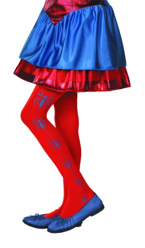 Marvel Spider-Girl Pantyhose Child