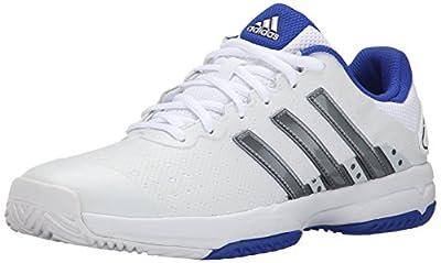 adidas Performance Barricade Team 4 XJ Tennis Shoe (Little Kid/Big Kid) by adidas Kids Performance Footwear