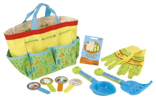 In the Night Garden Gardening Bag with Tools