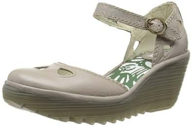 Fly London Yuna, Chaussures de ville femme  - beige (Beige (Mushroom)  - 36 EU (3 UK)