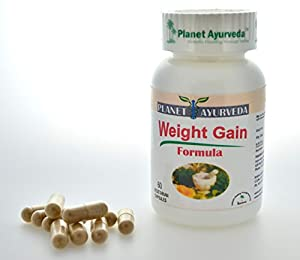 Weight Gain Formula GAIN CURVES Gain weight pills for women