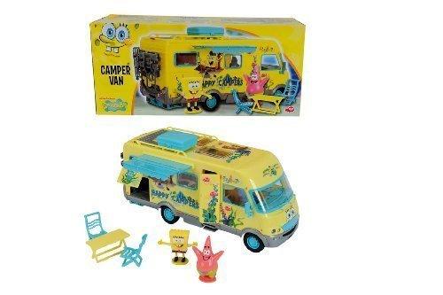 Spongebob Squarepants Camper Van Playset by Dicke Toys by Dicke Toys (Sponge Bob Camper Van compare prices)