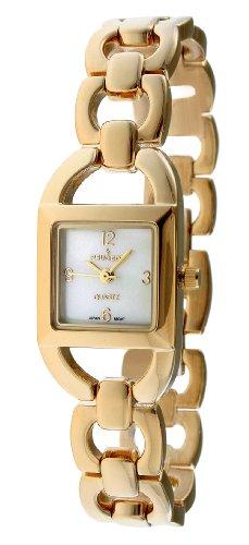 Peugeot Women's 7019G Gold-Tone Bracelet Watch