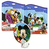 Mickey Night Light (Assorted Styles)