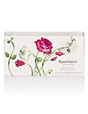 Crabtree & Evelyn® Rosewater Triple Milled Soaps 3 x 85g