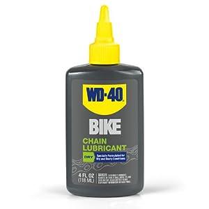 WD-40 Bike Dry Lube, 4-Ounce