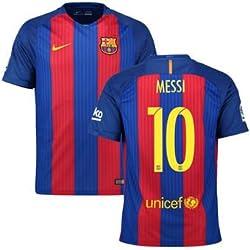 Sportigo Replica FC Barcelona MESSI Home Jersey - 2016/17