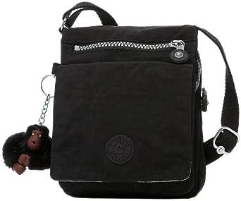 Kipling Eldorado Small Shoulder Bag, Black, One Size