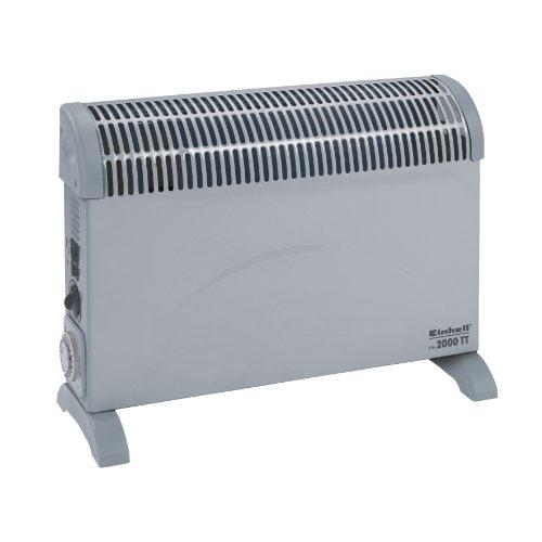 Einhell-Konvektor-Heizung-Turbo-CH-20001-TT-2000-Watt-mit-Geblse-und-Zeitschaltuhr-3-Heizstufen-Thermostat-Stand-oder-Wandgert