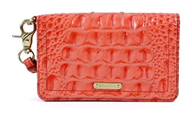 Brahmin Women's Debi Sherbet Melbourne Travel Clutch Wallet
