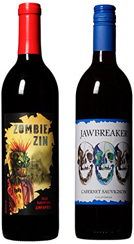 Macabre Wine Mixed Pack, 2 x 750 mL