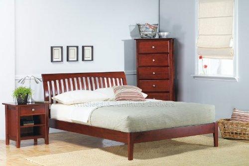 Newport Platform Bedroom Furniture Set