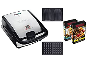 tefal sw853d12 snack collection 2 appareil croques et. Black Bedroom Furniture Sets. Home Design Ideas