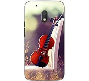 Joe Printed Plastic Back Case For Motorola Moto G4 Play (4th gen) Mobile ( Multicolor)