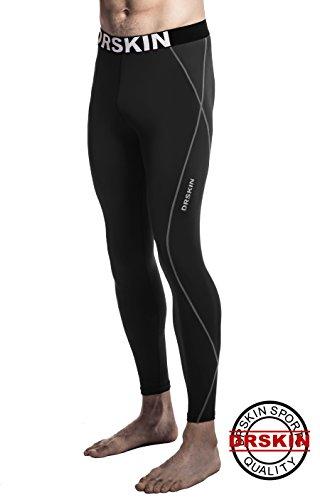 DRSKIN-DB01-Compression-Tight-Pants-Base-Layer-Running-Leggings-Men-Women