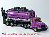 Transformers Maketoys MT Battle Tanker Purple KO Version