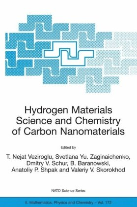 Hydrogen Materials Science And Chemistry Of Carbon Nanomaterials: Proceedings Of The Nato Advanced Research Workshop On Hydrogen Materials Science An ... 14-20, 2003 (Nato Science Series Ii:)