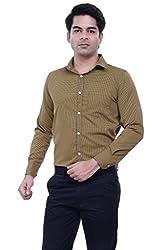 Dewberrys Checkered Men's formal Shirt