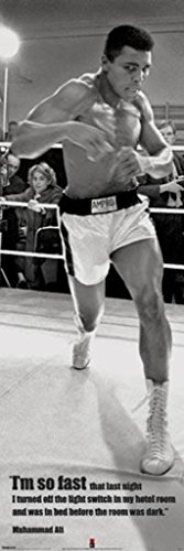 """Muhammad Ali """"I'm So Fast"""","""