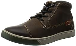 KEEN Men\'s Glenhaven Mid Shoe, Cascade Brown, 13 M US