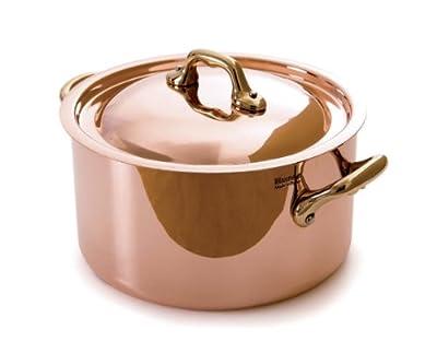 Mauviel Copper Sauce Pots