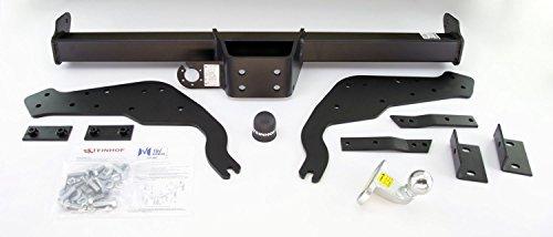 Anhngerkupplung-starr-fr-Ford-Ranger-Pickup-Stostange-mit-Trittbrett-ab-2012-Steinhof-AHK-mit-universalem-E-Satz-7-polig