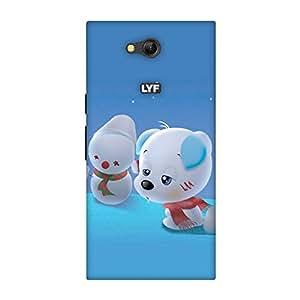 FASHEEN Premium Designer Soft Case Back Cover for Reliance Jio Lyf Wind 4