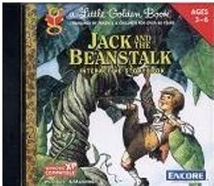 GOLDEN BOOKS: JACK & THE BEANSTALK