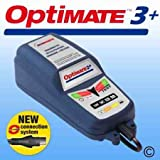 Optimate 3+ Battery Charger ** NEW SAE Version 2013 **