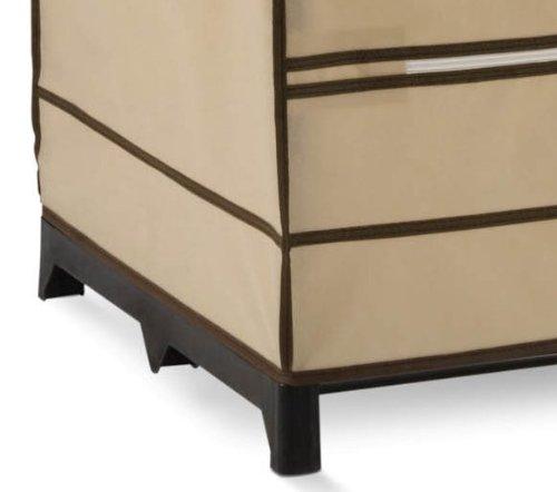honey can do wrd 01272 door storage closet with