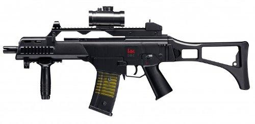 Details for Heckler und Koch Softair Maschinengewehr G36 C Federdruck - von Umarex des Herstellers Heckler & Koch