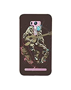 Aart 3D Luxury Desinger back Case and cover for Asus Zenfone Selfie created by Aart store