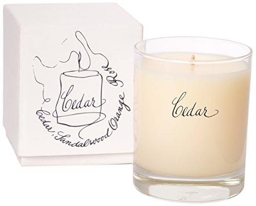 THE LAUNDRESS フレグランスキャンドル cedarの香り 6.5oz