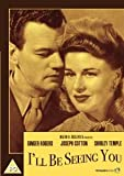 Christmas Holiday Classic - I'll be seeing you DVD Ginger Rogers Joseph Cotton Shirley Temple