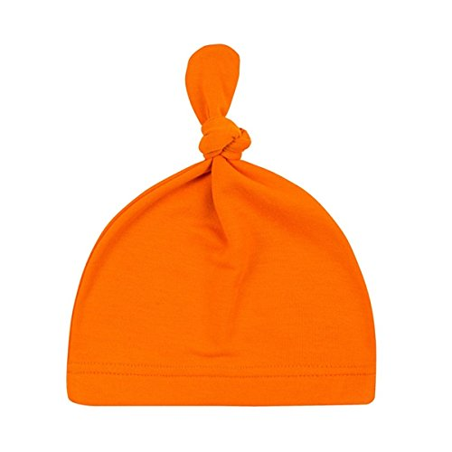 2 pices Toddler Infant Kids Children Soft Cute Lovely Knit Hat Beanies Cap Hats (orange) (Pice Rack compare prices)