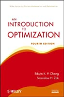 An Introduction to Optimization, 4th Edition Front Cover