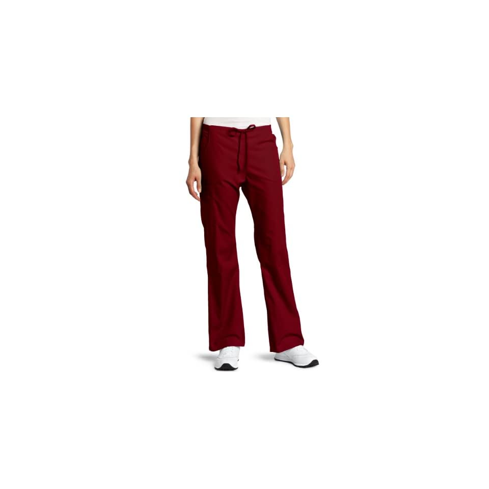 Dickies Scrubs Womens Back Elastic Cargo Pant