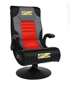 BraZen Spirit 2.1 Bluetooth Surround Sound Gaming Chair from BraZen