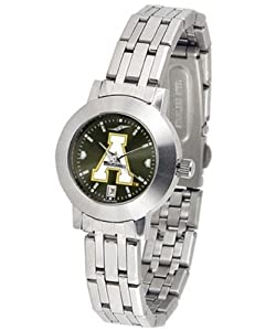 Appalachian State Mountaineers ASU NCAA Womens Modern Wrist Watch