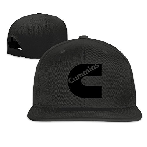 hittings-black-cummins-cool-flat-baseball-hats-black