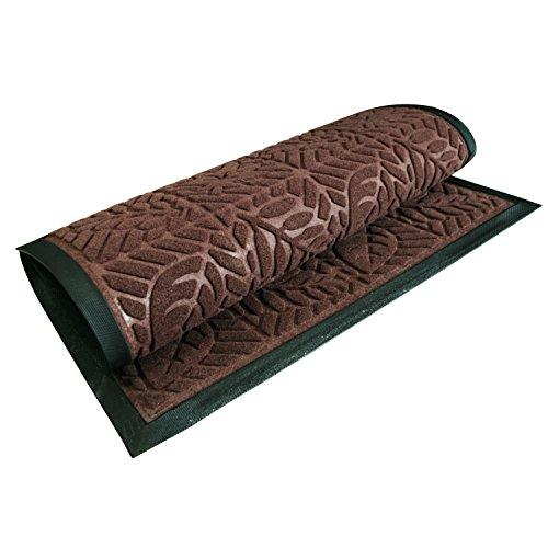 large outdoor door mats rubber shoes scraper for front door entrance